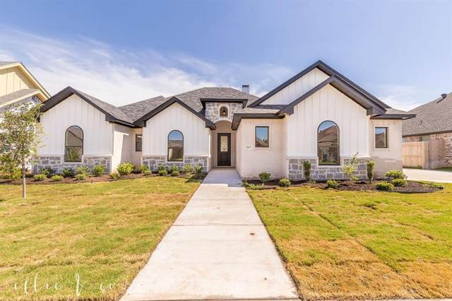 3317 Double Eagle Lane, Abilene, TX 79606 (MLS #14355686) :: The Kimberly Davis Group