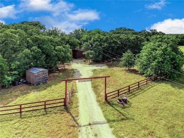 2242 Dixie Road, Sadler, TX 76264 (MLS #14355721) :: Tenesha Lusk Realty Group