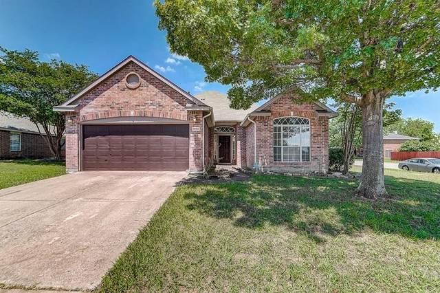 1802 Mesa Court, Garland, TX 75040 (MLS #14355752) :: The Kimberly Davis Group