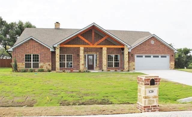 120 Tennessee, Stephenville, TX 76401 (MLS #14355757) :: Tenesha Lusk Realty Group