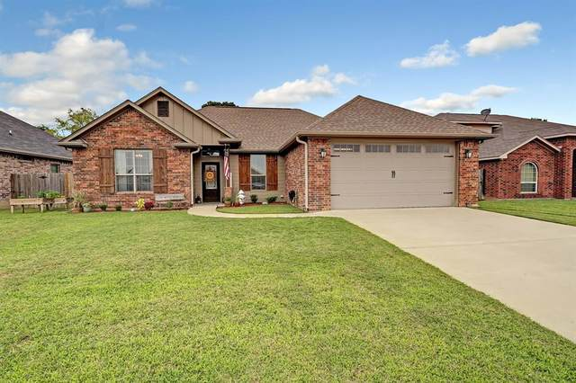 405 Harrell Drive, Chandler, TX 75758 (MLS #14355772) :: All Cities USA Realty