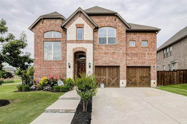 5769 Lightfoot Lane, Frisco, TX 75036 (MLS #14355774) :: The Rhodes Team