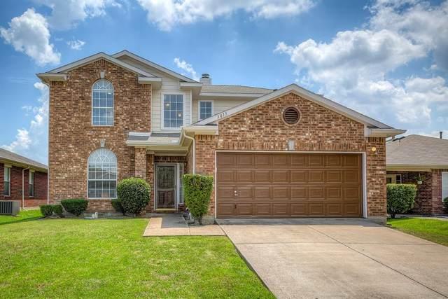 3013 Candlebrook Drive, Wylie, TX 75098 (MLS #14355780) :: Tenesha Lusk Realty Group
