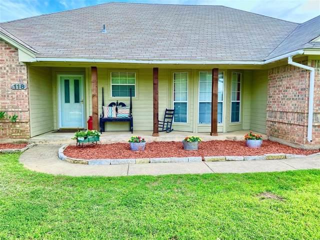 118 S Meadowbrook Drive, Pottsboro, TX 75076 (MLS #14355784) :: Tenesha Lusk Realty Group