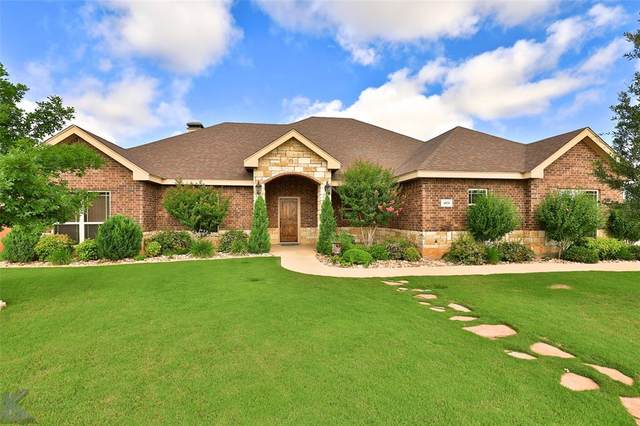 4818 Prodigy Cove, Abilene, TX 79606 (MLS #14355793) :: The Kimberly Davis Group