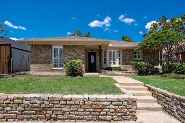 1210 Richland Oaks Drive, Richardson, TX 75081 (MLS #14355802) :: The Chad Smith Team