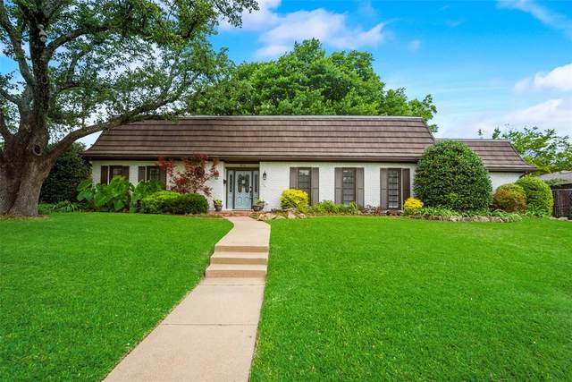 3916 Thistle Lane, Fort Worth, TX 76109 (MLS #14355806) :: Bray Real Estate Group
