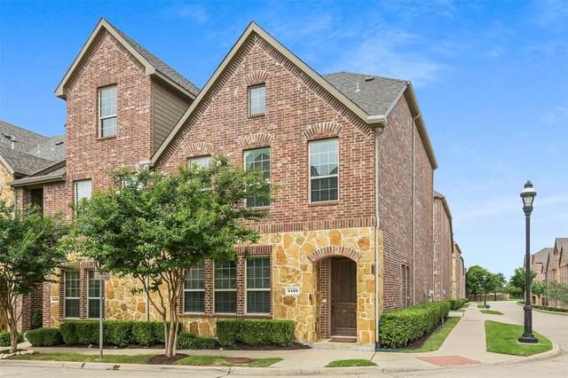 4425 Dexter Lane, Carrollton, TX 75010 (MLS #14355807) :: Team Tiller