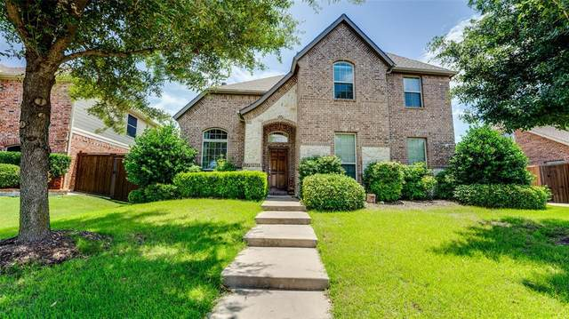 417 Royal Oak Drive, Murphy, TX 75094 (MLS #14355811) :: Team Hodnett