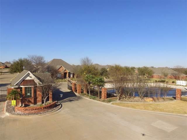 120 Cresthaven Drive, Cedar Hill, TX 75104 (MLS #14355813) :: The Hornburg Real Estate Group