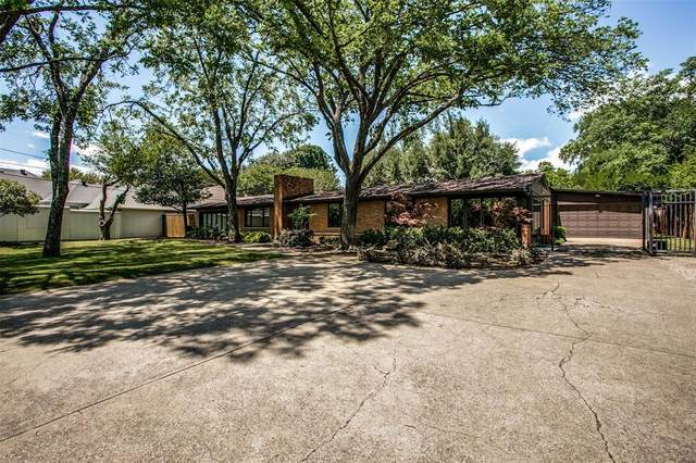 4407 W Northwest Highway, Dallas, TX 75220 (MLS #14355830) :: The Hornburg Real Estate Group