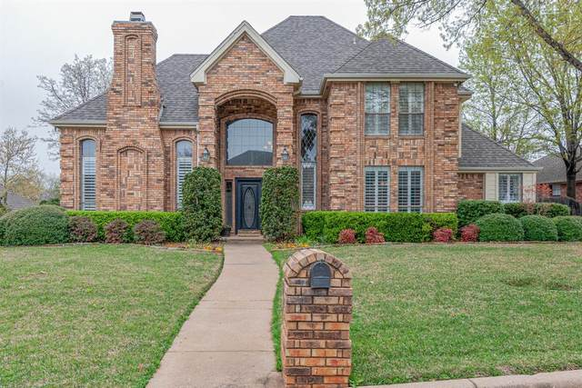 502 Brookhollow Drive, Colleyville, TX 76034 (MLS #14355832) :: North Texas Team | RE/MAX Lifestyle Property