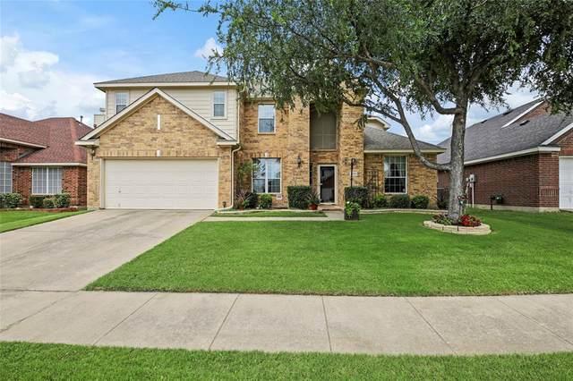 2234 White Rock Lane, Little Elm, TX 75068 (MLS #14355847) :: Baldree Home Team