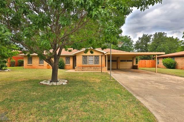 1810 S Willis Street, Abilene, TX 79605 (MLS #14355855) :: The Kimberly Davis Group