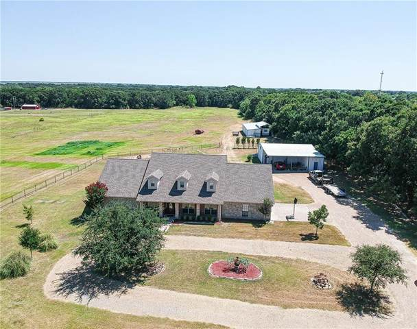 11011 Fm 1388, Scurry, TX 75158 (MLS #14355862) :: Tenesha Lusk Realty Group