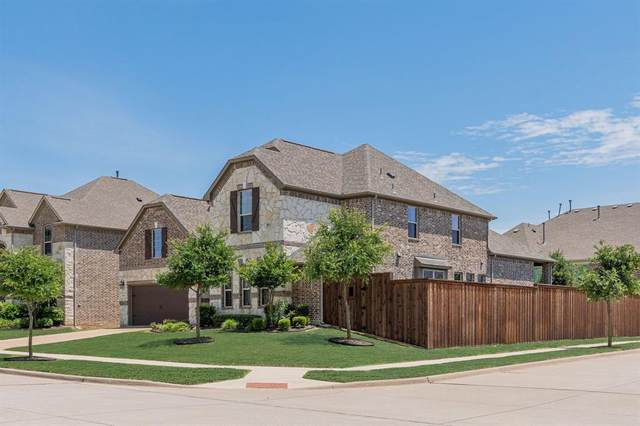 9715 Amberwoods Lane, Frisco, TX 75035 (MLS #14355879) :: The Mitchell Group