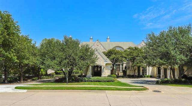 6612 Old Gate Road, Plano, TX 75024 (MLS #14355900) :: The Hornburg Real Estate Group