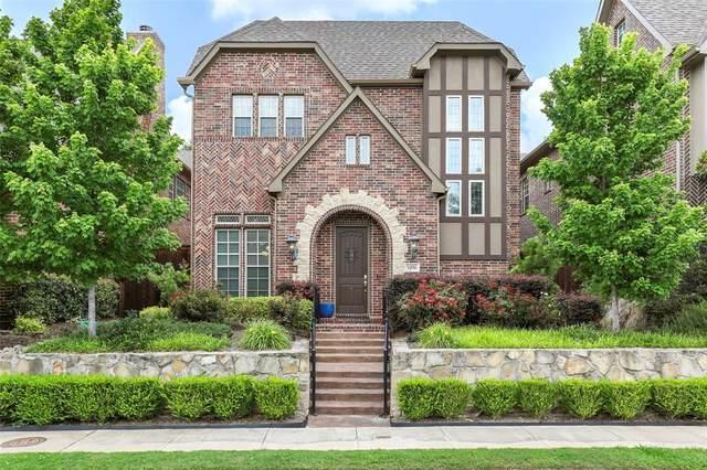 1006 Shadyside Lane, Dallas, TX 75223 (MLS #14355922) :: Baldree Home Team