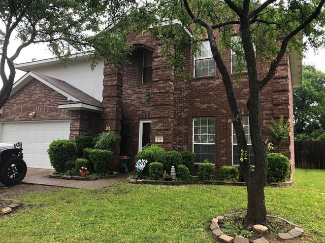 814 Oak Hollow Lane, Rockwall, TX 75087 (MLS #14355945) :: Baldree Home Team