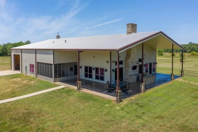 2788 County Road 3546, Sulphur Bluff, TX 75481 (MLS #14355946) :: Justin Bassett Realty
