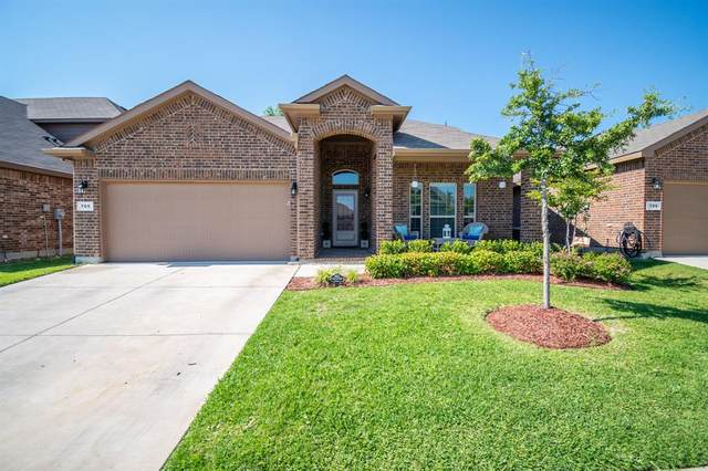 705 Gold Hill Trail, Fort Worth, TX 76052 (MLS #14355949) :: Robbins Real Estate Group