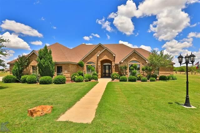 818 Pollard Road, Abilene, TX 79602 (MLS #14355961) :: Team Hodnett