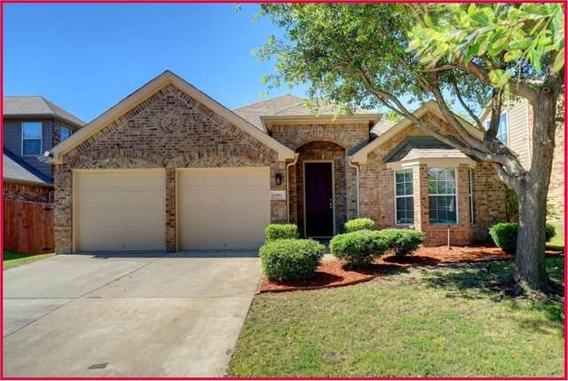 3904 Spencer Street, Fort Worth, TX 76244 (MLS #14355985) :: The Mauelshagen Group