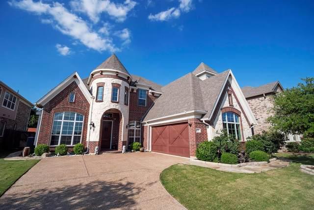 4509 Cirrus Lane, Fort Worth, TX 76262 (MLS #14355988) :: Ann Carr Real Estate