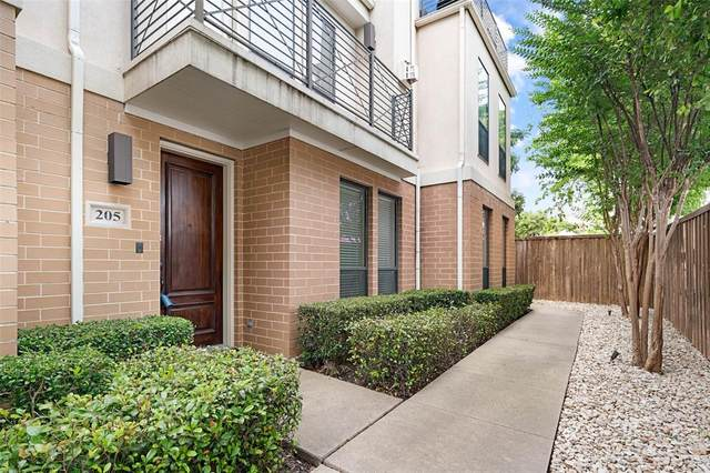 2606 Shelby Avenue #205, Dallas, TX 75219 (MLS #14355991) :: Results Property Group
