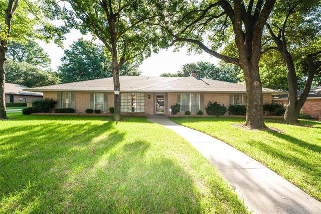 2133 Woodbrook Street, Denton, TX 76205 (MLS #14356006) :: Baldree Home Team