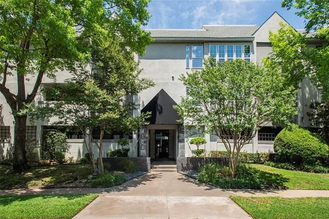 4104 N Hall Street #101, Dallas, TX 75219 (MLS #14356011) :: The Good Home Team