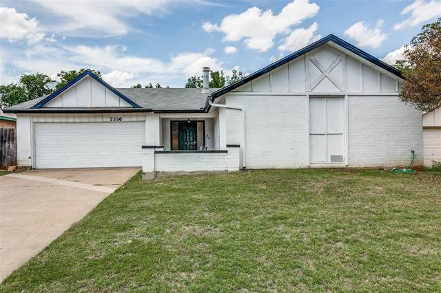 7336 Southridge Trail, Fort Worth, TX 76133 (MLS #14356020) :: The Chad Smith Team