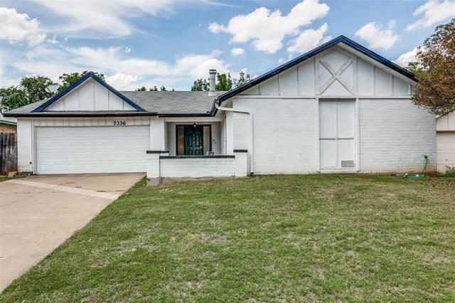 7336 Southridge Trail, Fort Worth, TX 76133 (MLS #14356020) :: Keller Williams Realty