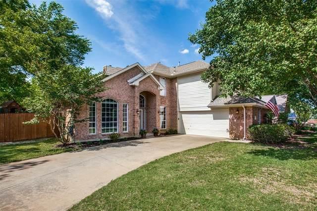 717 Rockcrossing Lane, Allen, TX 75002 (MLS #14356048) :: Tenesha Lusk Realty Group