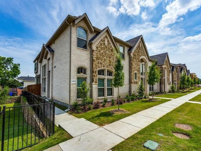 1572 Joy Drive, Carrollton, TX 75007 (MLS #14356086) :: Tenesha Lusk Realty Group