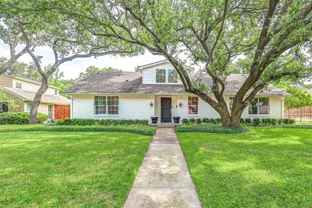 7128 Glendora Avenue, Dallas, TX 75230 (MLS #14356093) :: The Kimberly Davis Group