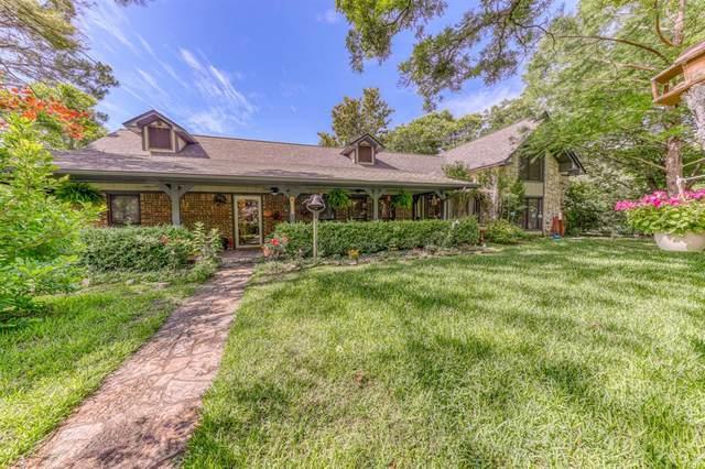 1317 Sweet Springs Road, Weatherford, TX 76088 (MLS #14356096) :: Team Hodnett