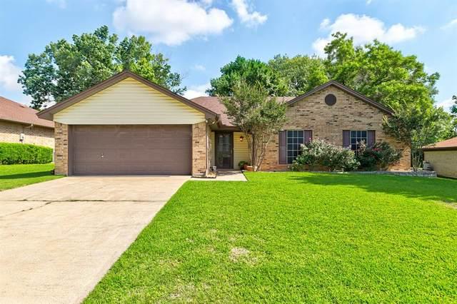 404 Overcrest Drive, Benbrook, TX 76126 (MLS #14356124) :: Keller Williams Realty