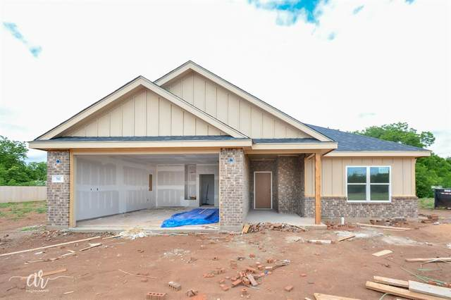 702 Jarrell Court, Tuscola, TX 79562 (MLS #14356163) :: The Good Home Team