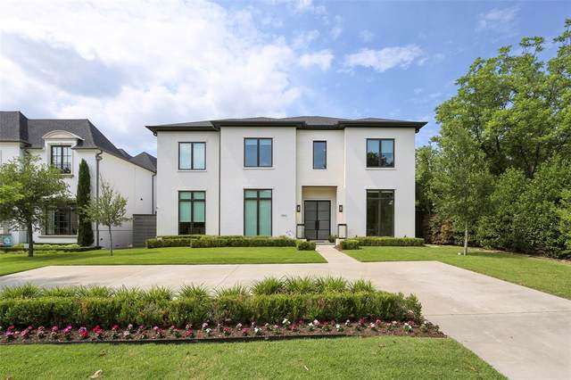 3400 Wentwood Drive, University Park, TX 75225 (MLS #14356178) :: Robbins Real Estate Group