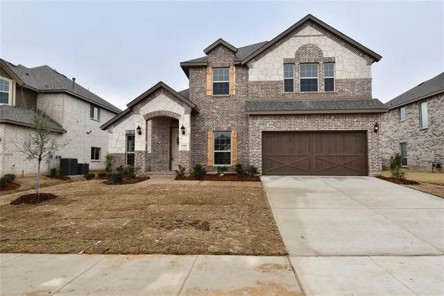 1321 Marines Drive, Little Elm, TX 75068 (MLS #14356183) :: The Kimberly Davis Group