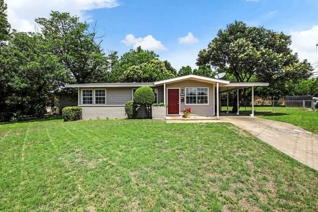 4800 Kilpatrick Avenue, Fort Worth, TX 76107 (MLS #14356204) :: Keller Williams Realty