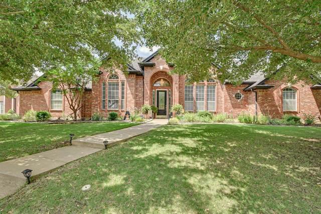 1022 Brook Arbor Drive, Mansfield, TX 76063 (MLS #14356213) :: The Kimberly Davis Group