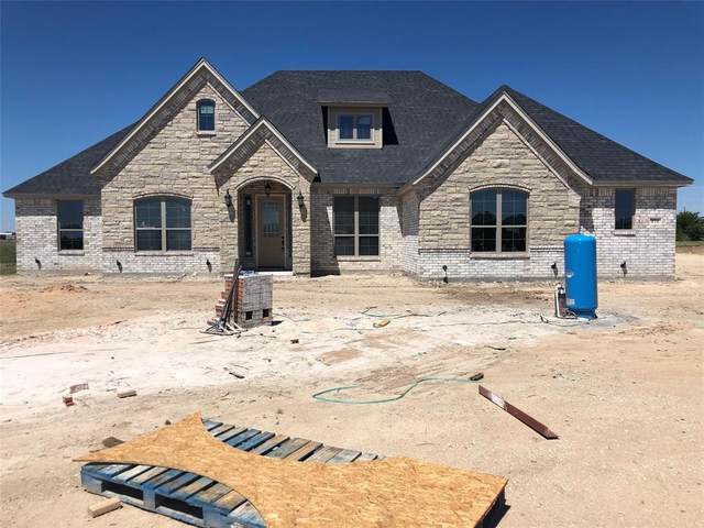 171 North Ridge Court, Weatherford, TX 76088 (MLS #14356218) :: Maegan Brest   Keller Williams Realty