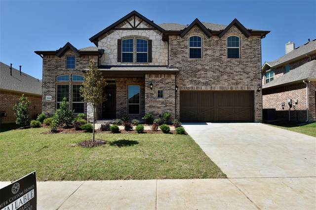 1528 Torrent Drive, Little Elm, TX 75068 (MLS #14356224) :: The Kimberly Davis Group