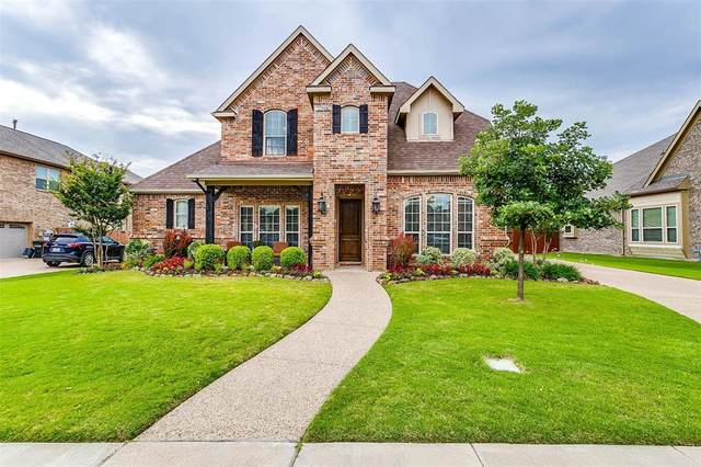 210 Adventus Court, Mansfield, TX 76063 (MLS #14356227) :: The Chad Smith Team