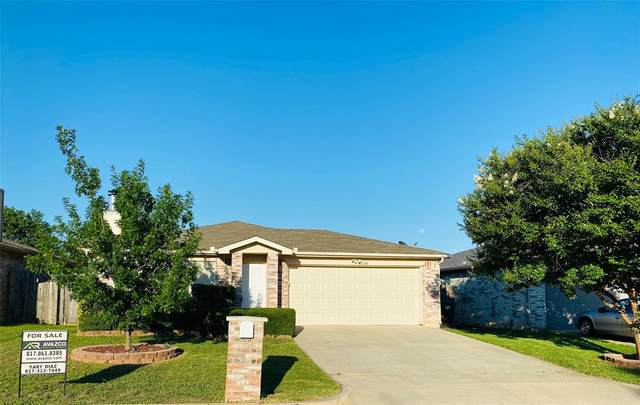 8104 Spruce Valley Drive, Fort Worth, TX 76137 (MLS #14356241) :: The Good Home Team