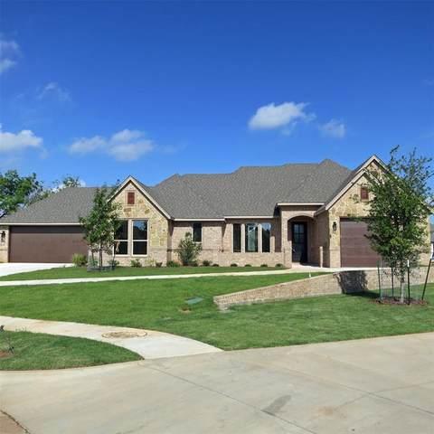 6110 Browning Court, Granbury, TX 76049 (MLS #14356243) :: The Paula Jones Team | RE/MAX of Abilene