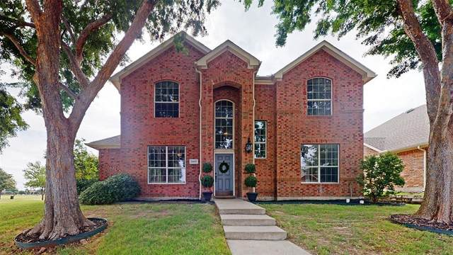 3401 Woodson Drive, Mckinney, TX 75070 (MLS #14356270) :: All Cities USA Realty