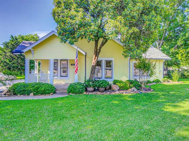 704 Williams Street, Rockwall, TX 75087 (MLS #14356293) :: The Welch Team